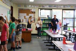 Miss Millward's Year 5 class