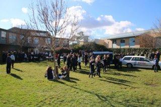 Defibrillator Fundraiser - PCYC brought heaps of entertainment