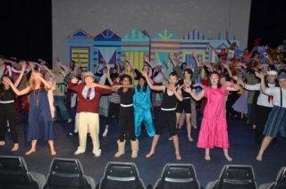 Joseph final show - Dress rehearsal