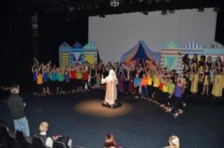 Joseph final show - Junior School Choir
