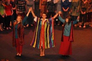 Joseph final show - finale