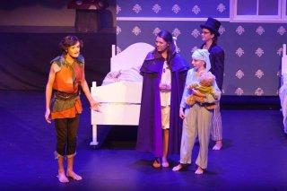 Peter Pan - Michael, John and Wendy