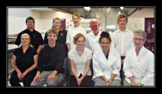 hospitality - College Hospitality class 2011