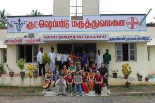 India Mission 2011 - Good Shepherd Hospital