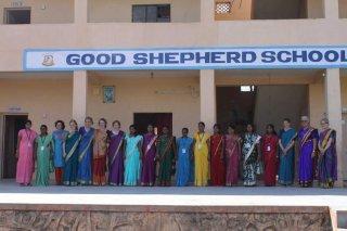 India Mission 2011 - Good Shepherd School